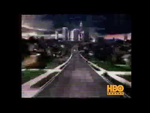 HBO Canada Feature Presentation Rated G VHS