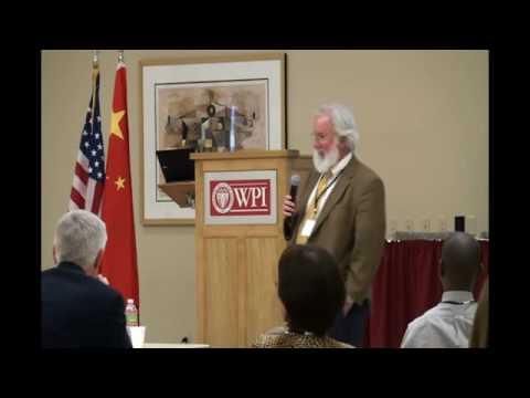 WPI's US-China Link Initiative - Closing Remarks -...