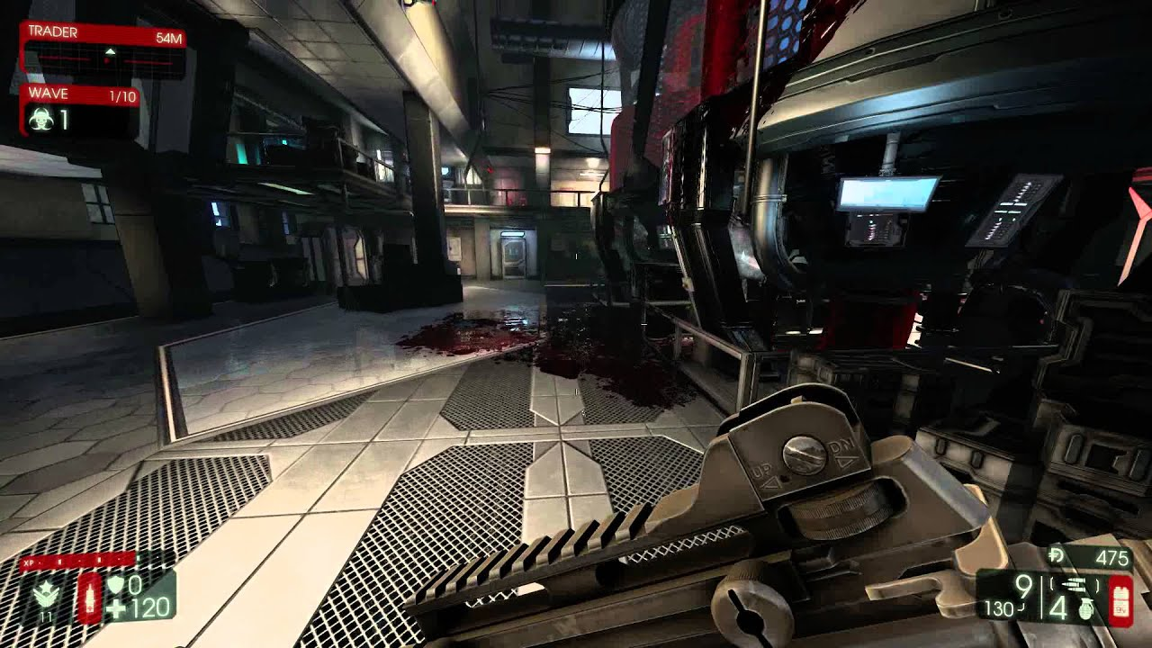 Killing Floor 2 Biotics Lab Collectibles Every Single