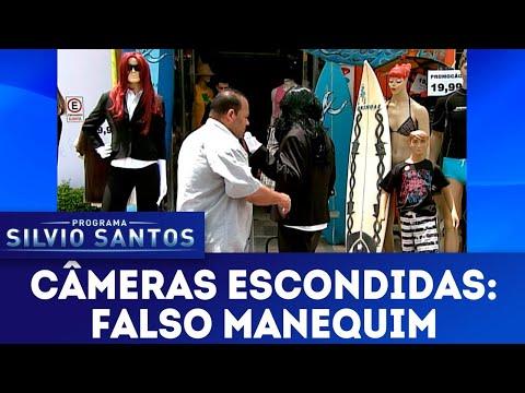 Falso Manequim   Câmeras Escondidas (17/06/18)