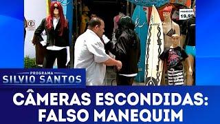 Falso Manequim | Câmeras Escondidas (17/06/18)