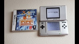 Pipe Mania on Nintendo DS