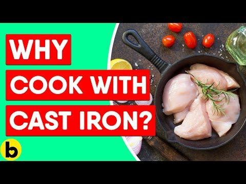 14 Interesting Facts About Cooking With Cast Iron Cookware
