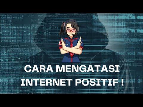 Cara By Pass Internet Positif Indihome Dengan Mudah (2016