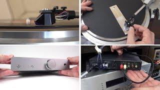 HiFi - Swapping a Turntable Cartridge & The Cambridge Alva Duo Phono Pre-Amp