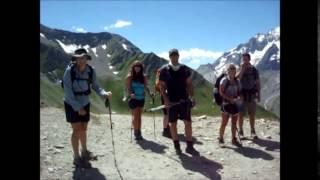 Tour du Mont Blanc 2014