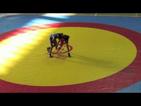 2012 Cadet Pan-American Championships: 40 kg Venezuela vs Honduras