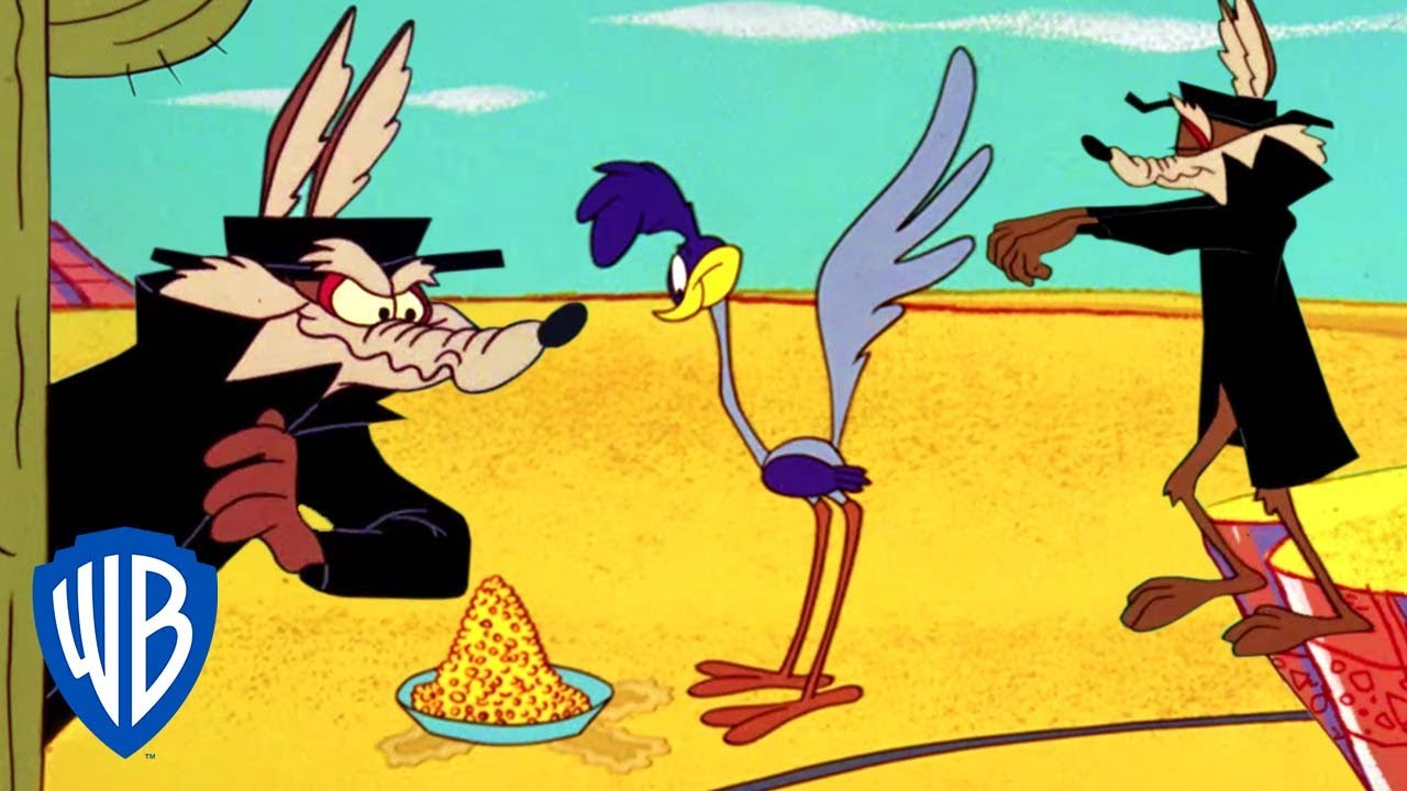 Looney Tunes | Wile Y. Coyote the Failed Spy! | Classic Cartoon | WB Kids