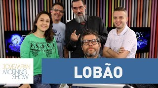 Lobão - Morning Show - 31/10/17