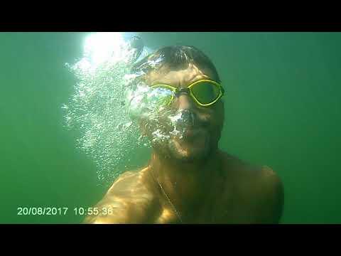 Вольск карьер,озеро,медузы,рыбки)