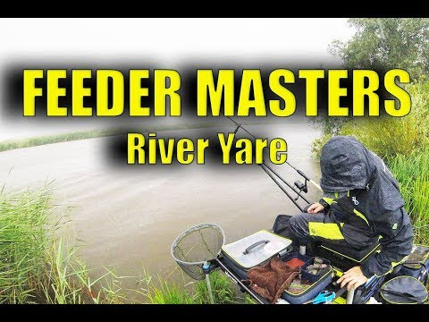 FEEDER MASTERS RIVER YARE! 'LIVE MATCH'