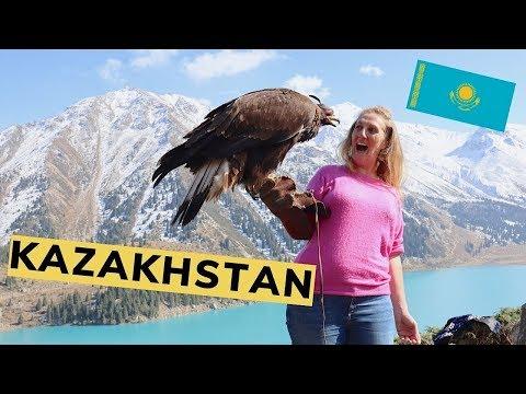 First Day In KAZAKHSTAN - BIG ALMATY LAKE Travel Vlog