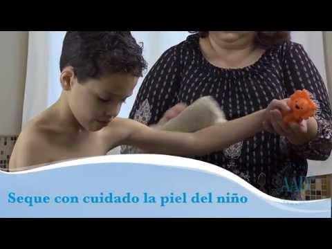 Eczema: Consejos para que sus hijos se sientan mejor