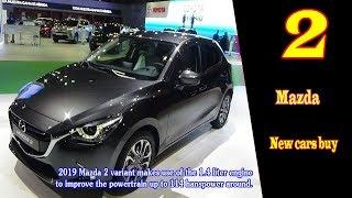 2019 mazda 2 usa | 2019 mazda 2 hatchback | mazda 2 facelift 2019 | new mazda 2 2019 | new cars buy.