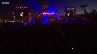 Muse - Dead Inside live Glastonbury 2016