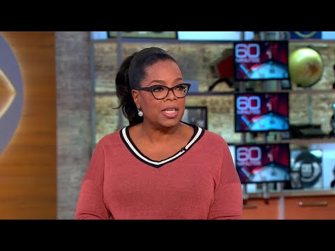 "Oprah explores ""life-changing question"" in treating childhood trauma"