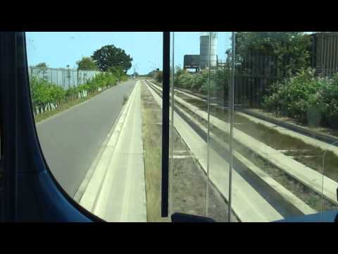 Huntingdon To St Ives Busway