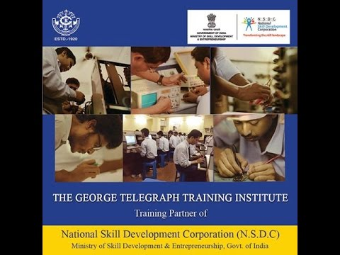 The George Telegraph Training Institute Corporate Film  ( Full Version)