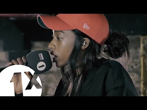 Little Simz performs Dead Body