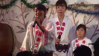 河内音頭 生駒 みづき 秋祭り 2014.10.11