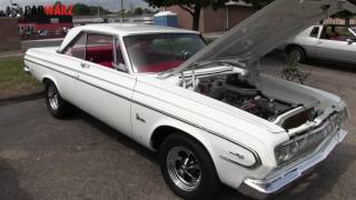 1964 Plymouth Belvedere At Woodward Dream Cruise 2016