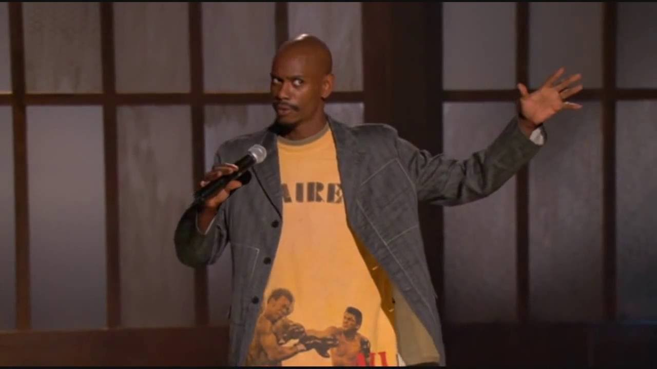 dave chappelle great moments in hookup history popcorn