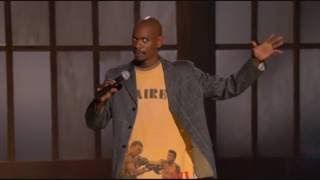 Dave Chappelle great show