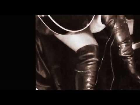 Femdom Mistress in High Heels Overknees