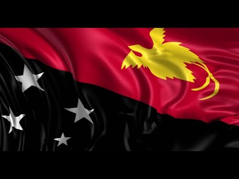 West Papuan Gial - Tarvin Toune ft. Hotwills (Papua New Guinea Music 2015)