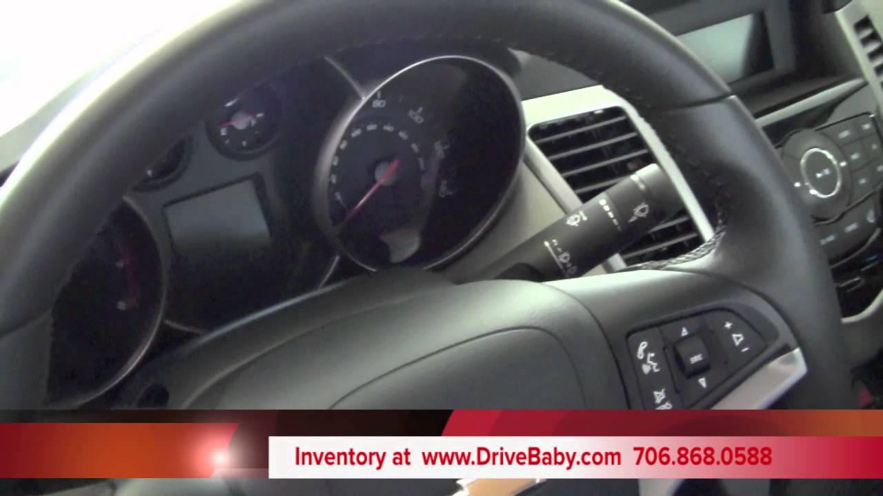 Delightful 2012 Chevy Cruze Walkaround   Milton Ruben Chevrolet   Augusta GA