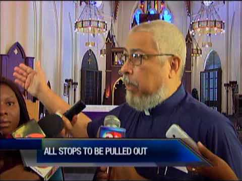 A New Archbishop Of Port Of Spain Will Be In The Hallowed Seat Come Tuesday Next Week