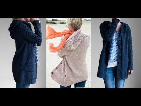 Вязаные Кардиганы для Женщин - 2019 / Knitted Cardigans For Women
