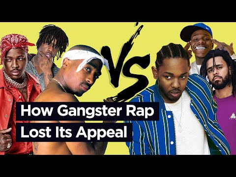 How Gangster Rap Lost Its Cool