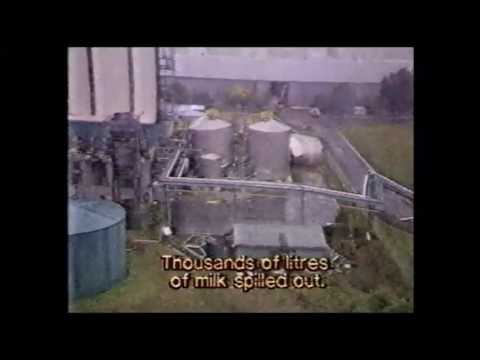 Edgecumbe Quake TV  Report March 1987