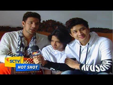 Ammar Zoni Pulang ke Kampung Halaman Sang Ibunda - Hot Shot