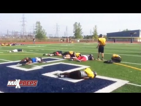 Entire Team Pranks QB