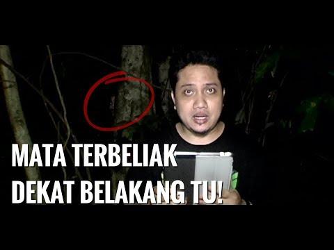 Misteri Jam 12 - XPDC Pulau Ubin Part 3 of 3 (Pokok Misteri - Lakonan)