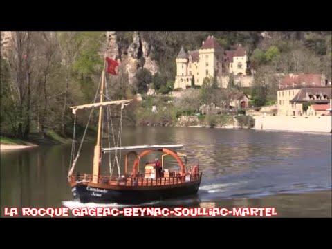 MERVEILLEUX PERIGORD N° 2 AVRIL 2015  LA ROCQUE GAGEAC  BEYNAC  SOULLIAC   MARTEL