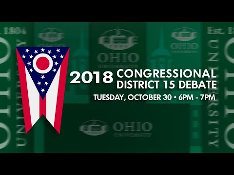 OH-15 Debate Between Steve Stivers (R) and Rick Neal (D)