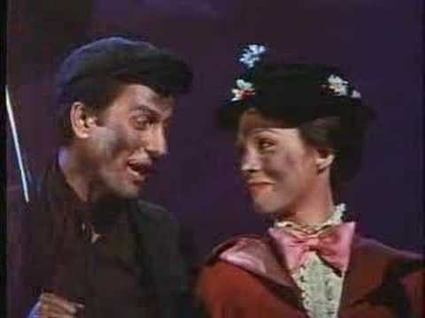 Mary Poppins Outtake Blooper Youtube