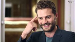 Jamie Dornan - Interview for Hogan S/S 2014