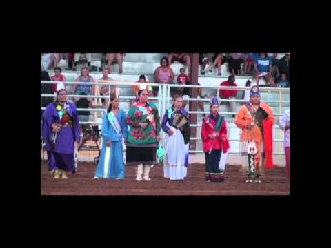 2012 American Indian Exposition of Oklahoma