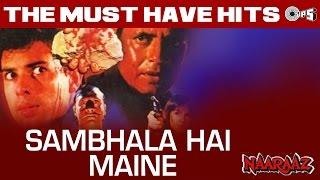 Sambhala Hai Maine - Naaraaz - Atul Agnihotri & Sonali Bendre - Promo