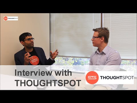 ThoughtSpot | Interview with its Co-Founder & CEO - Ajeet Singh