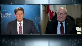 Co-chair of the Canada-US Inter-Parl. Group discusses reopening US-Canada border – June 10, 2021