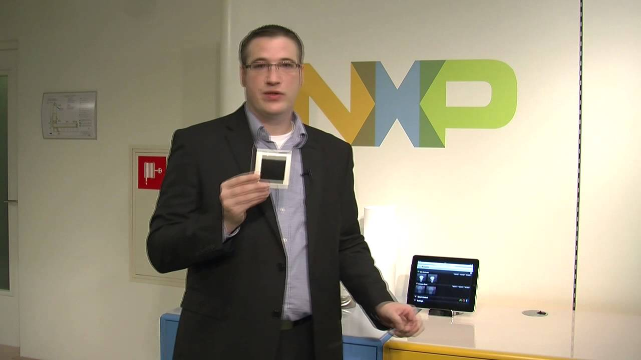 NXP and Cherry team up to make an energy-harvesting wireless