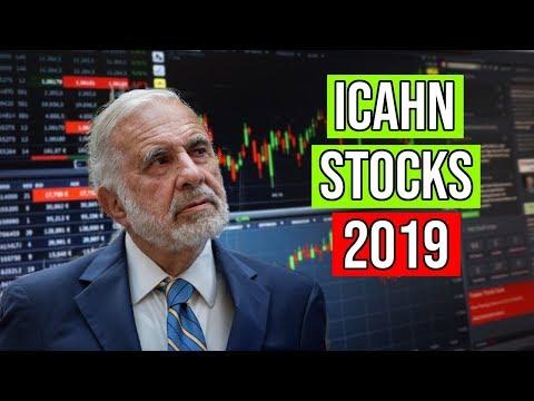 A Look Into Carl Icahns Stock Portfolio For 2019