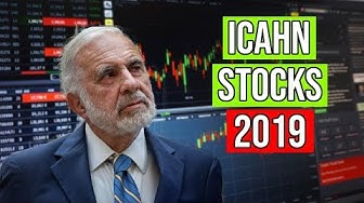 A Look Into Carl Icahns Stock Portfolio For 2019/2020
