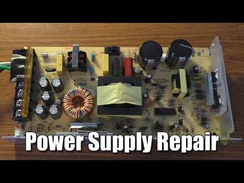 12v power supply repair youtube12v power supply repair