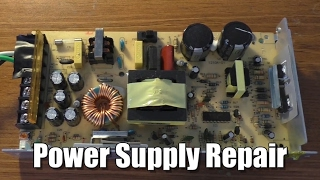 12V Power Supply Repair